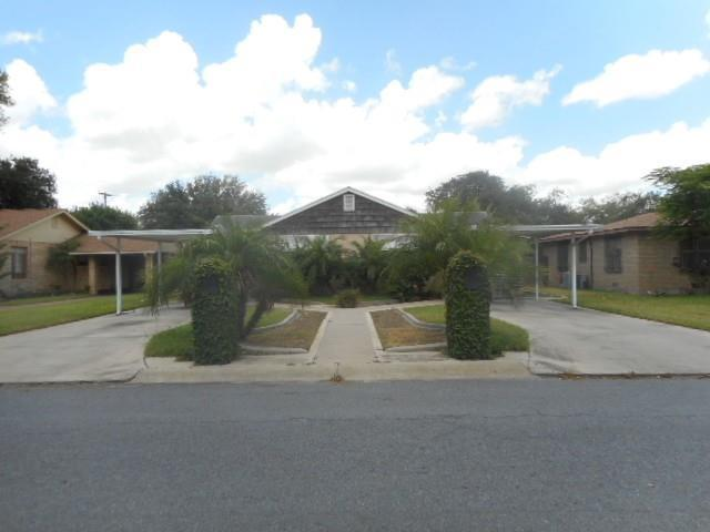 1209-1211 N 5th Street NO, Mcallen, TX 78501 (MLS #300599) :: Jinks Realty