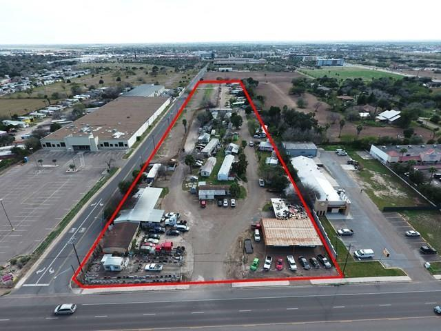 3103 W Us Highway Business 83 Highway, Mcallen, TX 78501 (MLS #300780) :: Jinks Realty