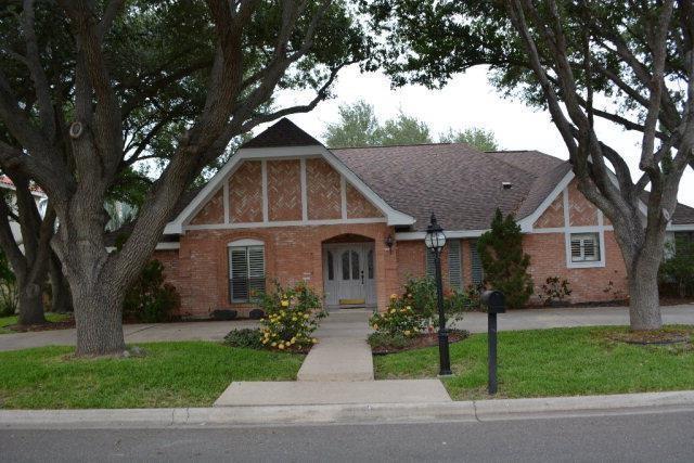 111 Augusta Square, Mcallen, TX 78503 (MLS #300895) :: Jinks Realty