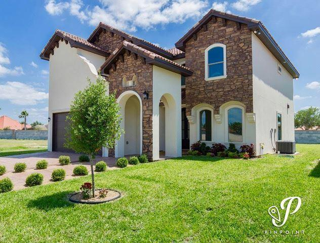 4109 Beaulieu Drive, Edinburg, TX 78541 (MLS #301165) :: The Ryan & Brian Real Estate Team
