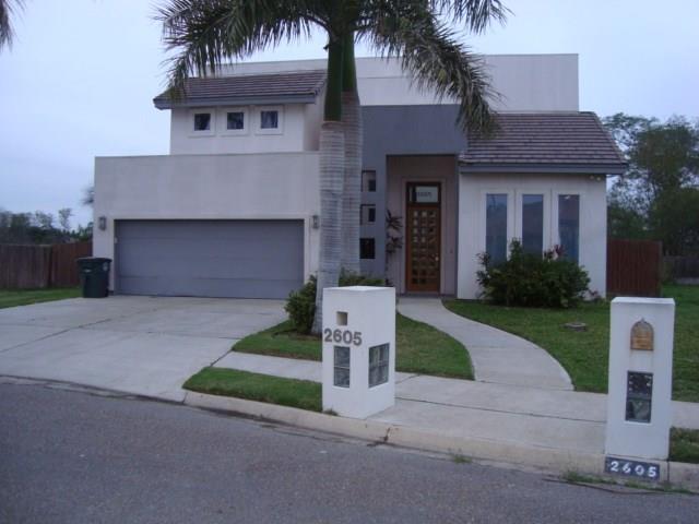 2605 Cottonwood, Mission, TX 78574 (MLS #301351) :: eReal Estate Depot