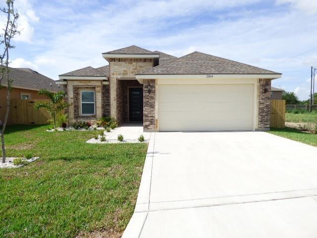 2504 Imperial Oaks Drive Drive, Alton, TX 78573 (MLS #302472) :: Jinks Realty