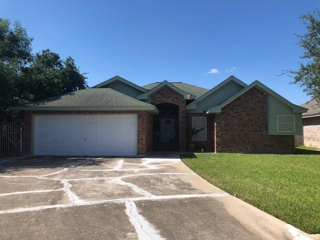 1202 Guadalupe Drive, Edinburg, TX 78539 (MLS #302624) :: Berkshire Hathaway HomeServices RGV Realty