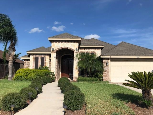 3806 Timberwood Drive, Edinburg, TX 78542 (MLS #302765) :: Berkshire Hathaway HomeServices RGV Realty