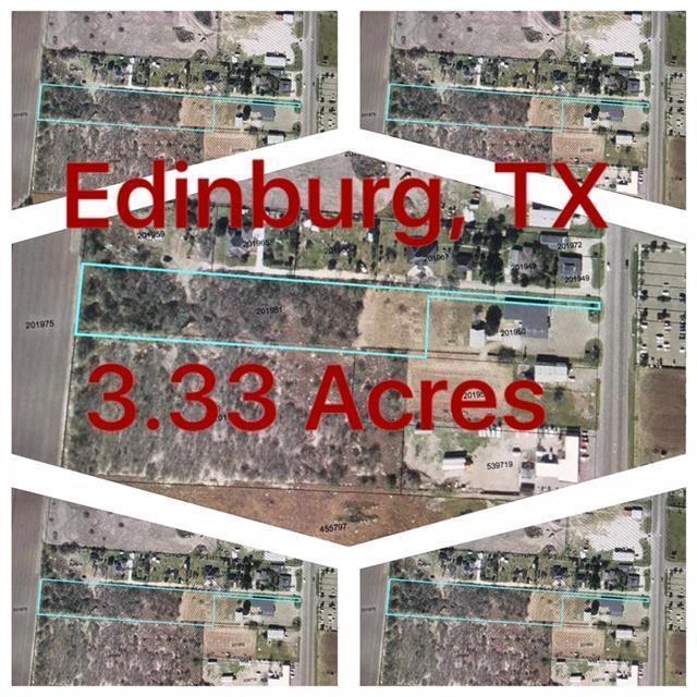 0 Closner Boulevard, Edinburg, TX 78539 (MLS #302791) :: The Lucas Sanchez Real Estate Team