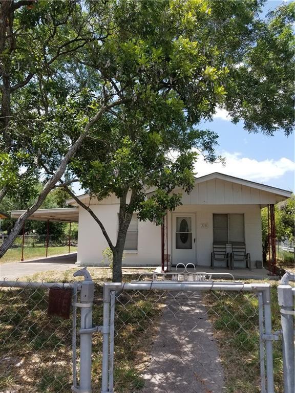 715 N Cedro Street N, Weslaco, TX 78596 (MLS #302968) :: The Ryan & Brian Real Estate Team