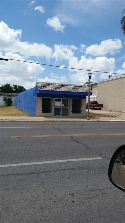 132 N Texas Boulevard N, Weslaco, TX 78596 (MLS #303115) :: The Ryan & Brian Real Estate Team