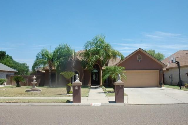2009 E 25 1/2 Street, Mission, TX 78574 (MLS #303654) :: The Ryan & Brian Real Estate Team