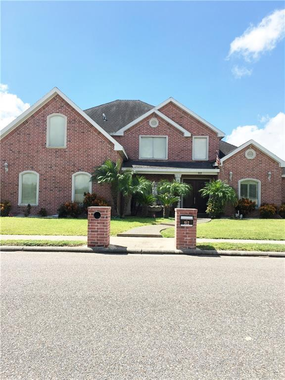 912 E 15th Street, San Juan, TX 78589 (MLS #303824) :: The Ryan & Brian Real Estate Team