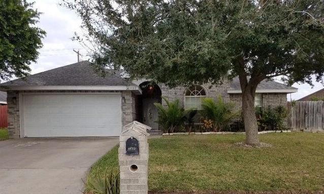 1403 Ambrosia Drive, Weslaco, TX 78596 (MLS #303899) :: Top Tier Real Estate Group