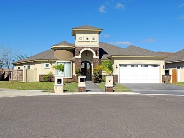 1411 July Drive, Edinburg, TX 78539 (MLS #304488) :: The Ryan & Brian Real Estate Team