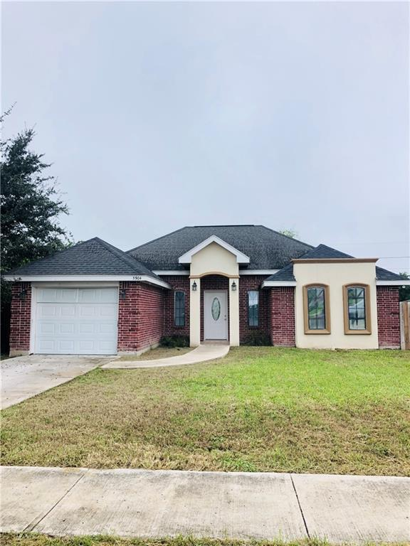 3904 Hill Crest Drive, Mission, TX 78573 (MLS #304778) :: The Ryan & Brian Real Estate Team