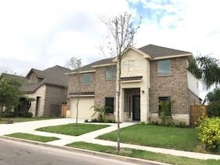 4102 Santa Veronica, Mission, TX 78572 (MLS #305257) :: The Ryan & Brian Real Estate Team