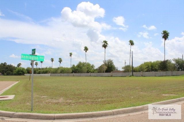 Lot # 32 Remington Boulevard, Harlingen, TX 78552 (MLS #305308) :: The Ryan & Brian Real Estate Team