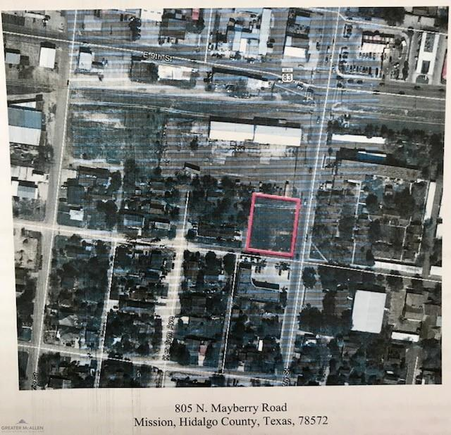 805 N Mayberry Street N, Mission, TX 78572 (MLS #305830) :: The Ryan & Brian Real Estate Team