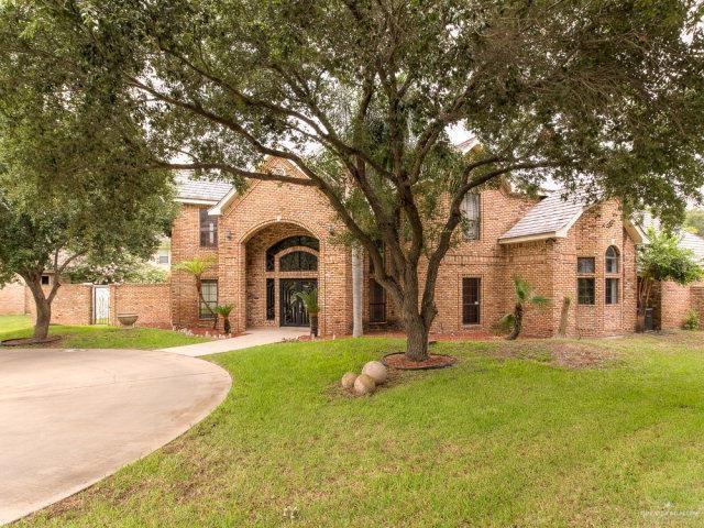 300 E Newport Lane E, Mcallen, TX 78501 (MLS #305843) :: The Ryan & Brian Real Estate Team