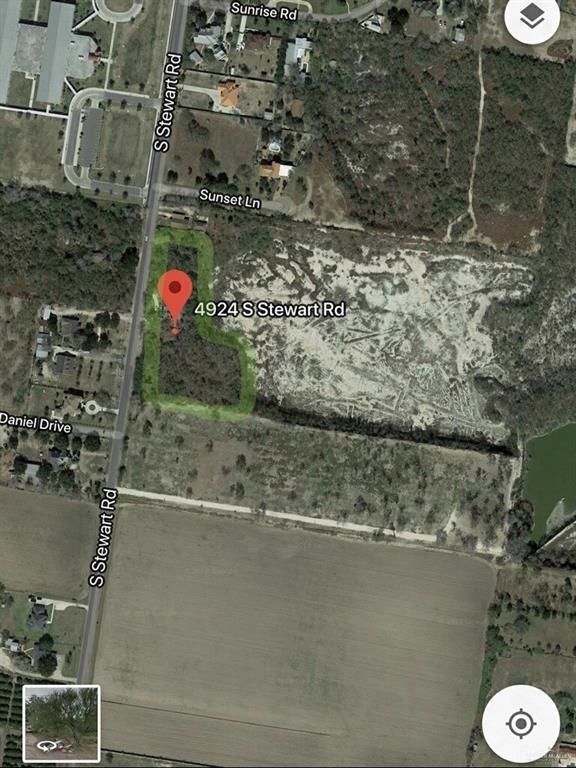 4924 N Stewart Road N, Palmhurst, TX 78573 (MLS #305863) :: The Ryan & Brian Real Estate Team
