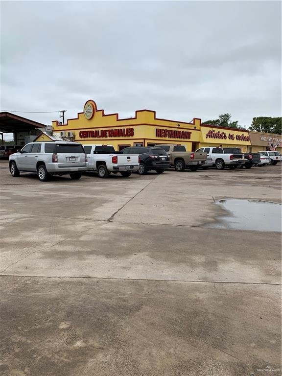 1808 E Expressway 83 Highway, Penitas, TX 78576 (MLS #305932) :: eReal Estate Depot