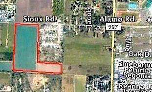 0 W Sioux Road, Alamo, TX 78516 (MLS #306059) :: The Ryan & Brian Real Estate Team