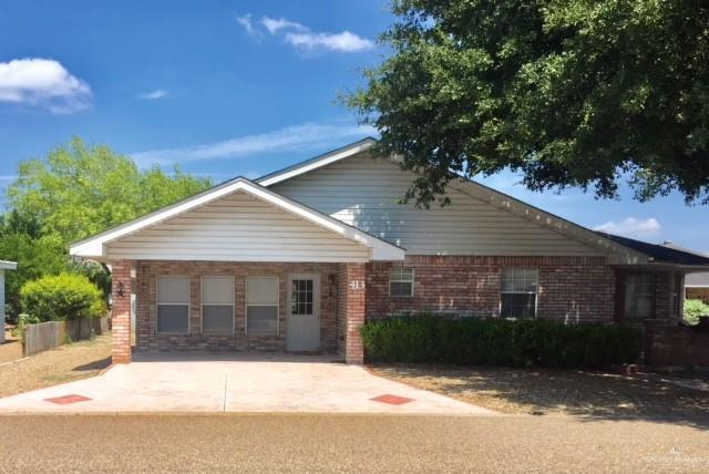 413 Sagittarius Street, Mission, TX 78572 (MLS #306287) :: The Ryan & Brian Real Estate Team
