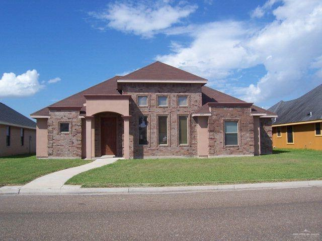809 E Tara Drive E, Pharr, TX 78577 (MLS #306445) :: eReal Estate Depot