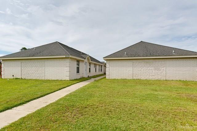 2509 Cervantes Avenue, Edinburg, TX 78541 (MLS #306667) :: The Lucas Sanchez Real Estate Team