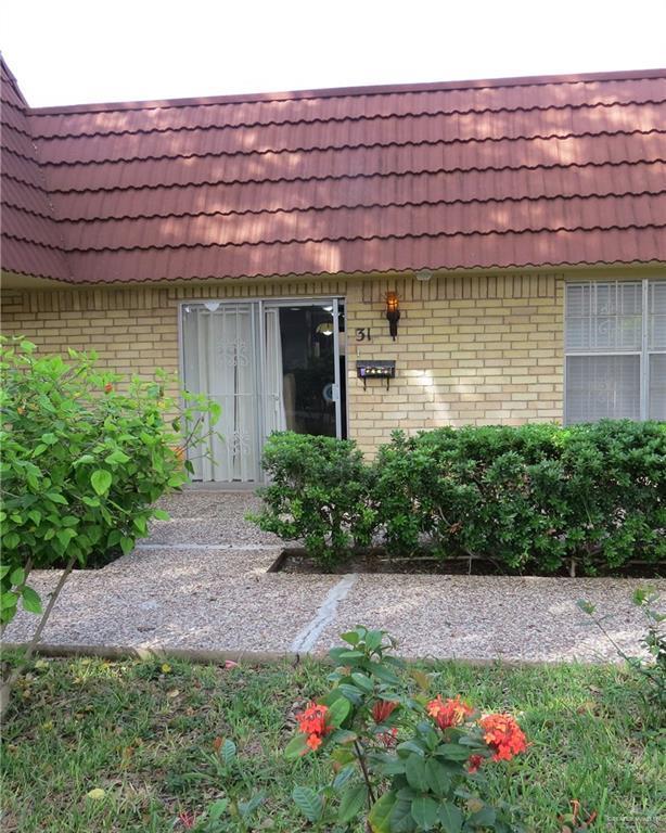 200 E Yuma Avenue #31, Mcallen, TX 78503 (MLS #306803) :: The Lucas Sanchez Real Estate Team