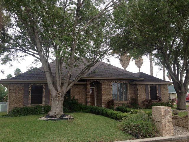 2703 Palmer Drive, Pharr, TX 78577 (MLS #306814) :: The Ryan & Brian Real Estate Team