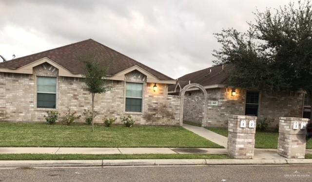 3605 S Radisson Avenue S, Pharr, TX 78577 (MLS #307029) :: Jinks Realty