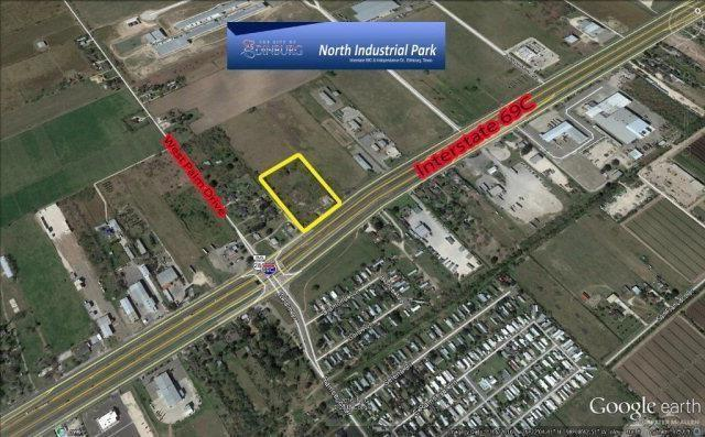 ---- N Us Highway 281, Edinburg, TX 78541 (MLS #307049) :: eReal Estate Depot