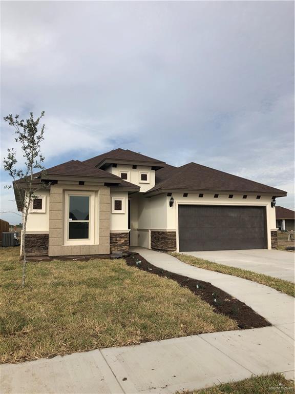 1116 Palazzo Drive, Alamo, TX 78516 (MLS #307065) :: The Ryan & Brian Real Estate Team