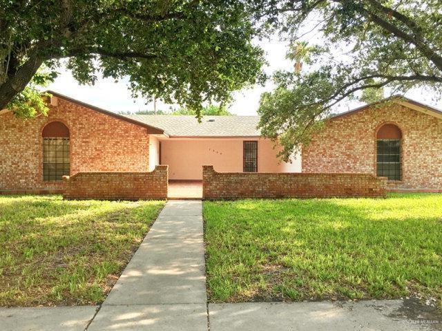 1500 Wisteria Avenue, Mcallen, TX 78504 (MLS #307069) :: HSRGV Group