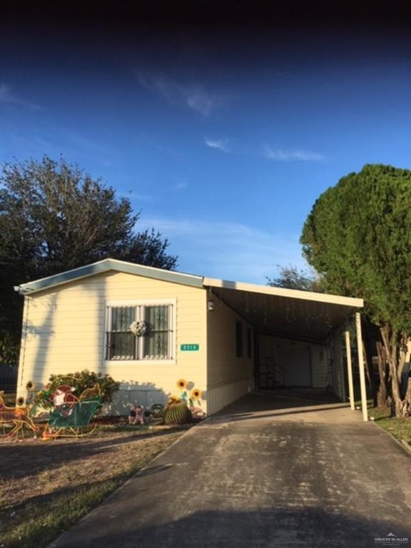 2715 N Augusta Drive N, Pharr, TX 78577 (MLS #307119) :: The Ryan & Brian Real Estate Team