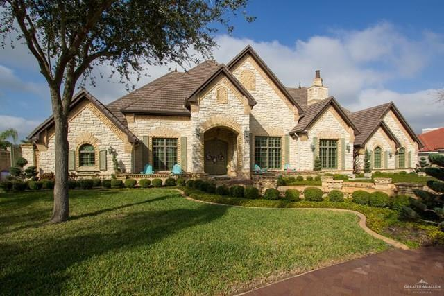2411 Durango Drive, Mission, TX 78573 (MLS #307209) :: The Lucas Sanchez Real Estate Team