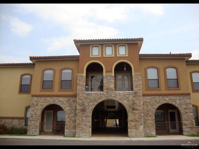 2805 Mimosa Drive #4, Mission, TX 78574 (MLS #307300) :: The Lucas Sanchez Real Estate Team