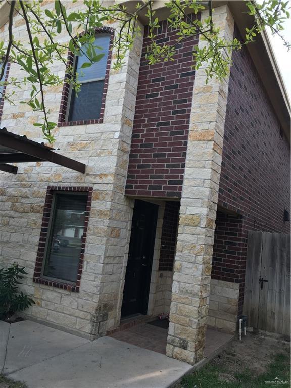 410 S 48th Lane #4, Mcallen, TX 78501 (MLS #307588) :: The Ryan & Brian Real Estate Team