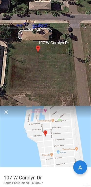 107 W Carolyn Drive, South Padre Island, TX 78597 (MLS #307912) :: Jinks Realty