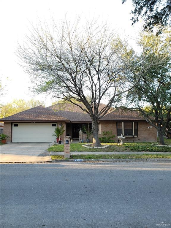 6905 N 31st Street N, Mcallen, TX 78504 (MLS #307996) :: The Ryan & Brian Real Estate Team