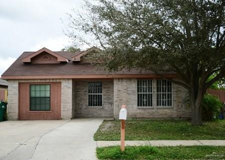 4200 Laguna Vista Street, Pharr, TX 78577 (MLS #308039) :: Berkshire Hathaway HomeServices RGV Realty
