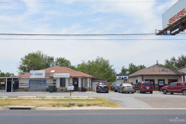 1616 W Griffin Parkway, Mission, TX 78572 (MLS #308140) :: The Lucas Sanchez Real Estate Team