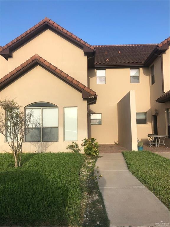 702 San Angel Street, Mission, TX 78572 (MLS #308159) :: Jinks Realty