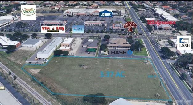 1100 W Dove Avenue, Mcallen, TX 78572 (MLS #309279) :: Jinks Realty