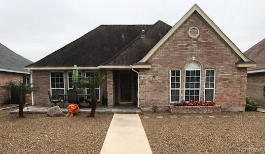 327 Karen Drive, Alamo, TX 78516 (MLS #309345) :: The Ryan & Brian Real Estate Team
