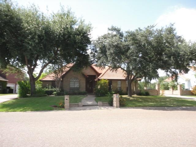 1010 Rio Grande Drive, Mission, TX 78572 (MLS #309430) :: The Ryan & Brian Real Estate Team