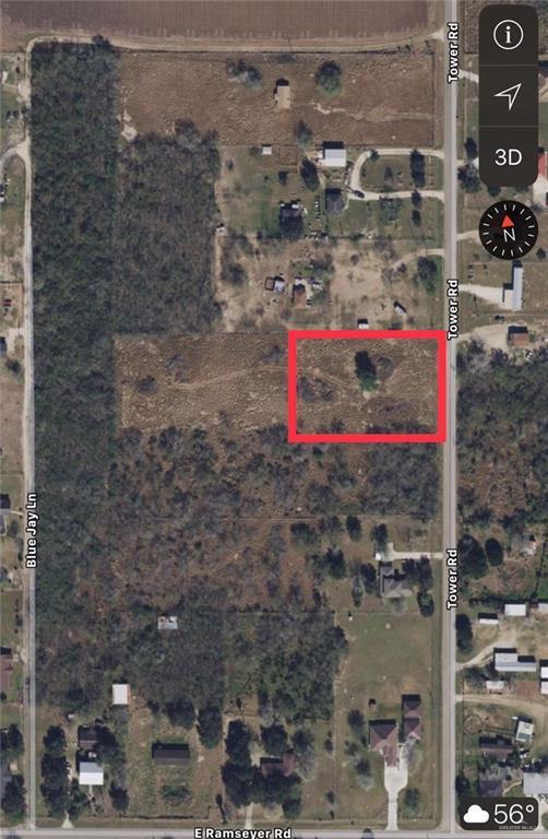0 Tower Road, Edinburg, TX 78542 (MLS #309830) :: The Ryan & Brian Real Estate Team