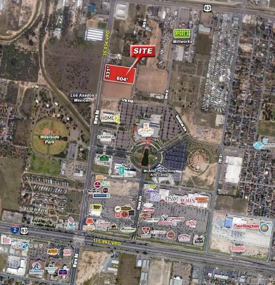00 S Ware Road, Mcallen, TX 78501 (MLS #309850) :: HSRGV Group