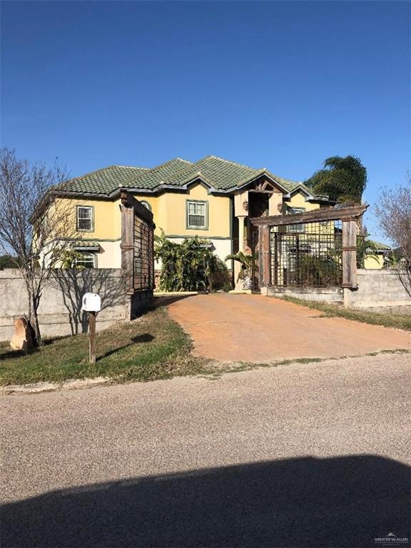 1708 Hill Drive, Palmview, TX 78572 (MLS #309888) :: The Lucas Sanchez Real Estate Team