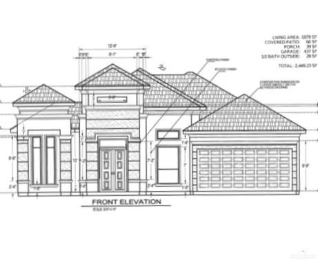 1610 Rebecca Street, Mission, TX 78572 (MLS #310161) :: The Ryan & Brian Real Estate Team