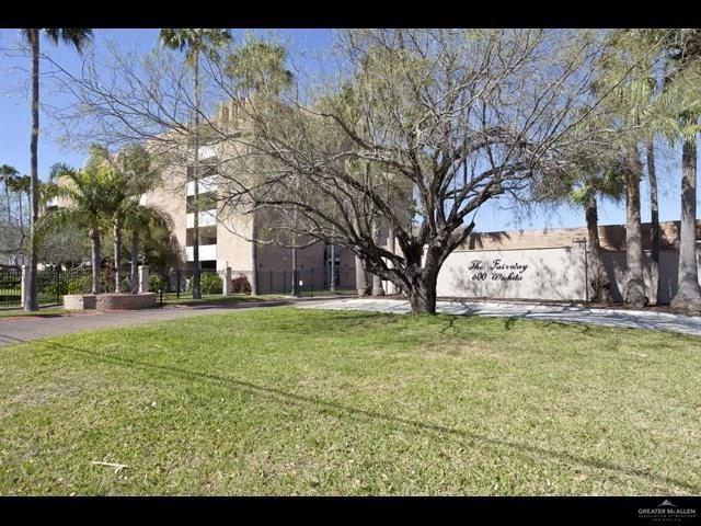 600 Wichita Avenue #408, Mcallen, TX 78503 (MLS #310181) :: The Ryan & Brian Real Estate Team