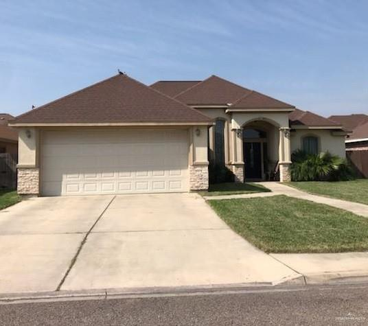 302 N 18th Street, Hidalgo, TX 78557 (MLS #310203) :: The Ryan & Brian Real Estate Team